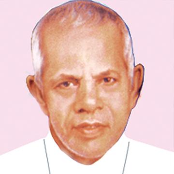 Fr. Joseph Paredom MCBS